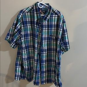 Men's buttoned down shirt